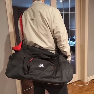 Adidas large  men sport/gym bag